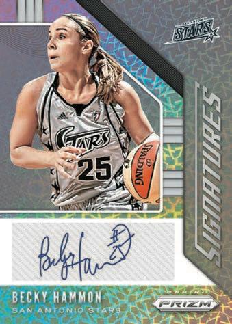 2020 Panini Prizm WNBA Premium Box Set Basketball Cards 2