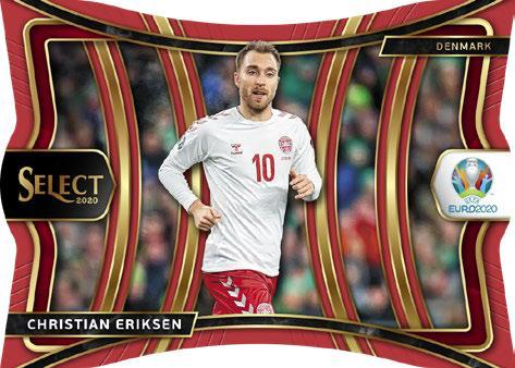 2020 Panini Select UEFA Euro Preview Soccer Cards 4