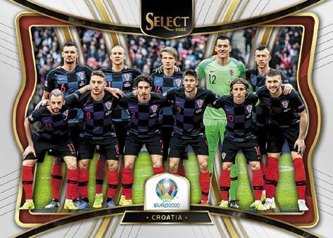 2020 Panini Select UEFA Euro Preview Soccer Cards 6