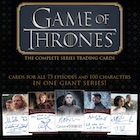 2020 Rittenhouse Game of Thrones Complete Series Trading Cards