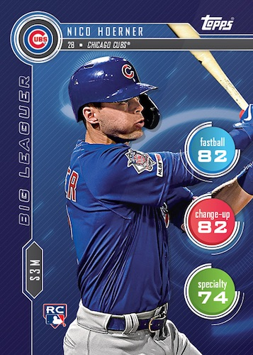 2020 Topps Attax Baseball Cards Checklist 3