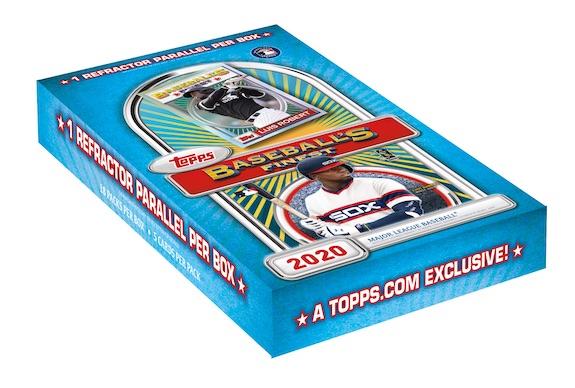 2020 Topps Baseball's Finest Flashbacks Baseball Cards 4