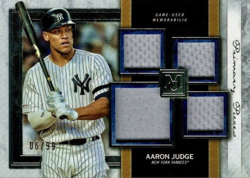 2020 Topps Museum Collection Baseball Cards 17