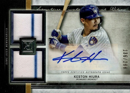 2020 Topps Museum Collection Baseball Cards 13