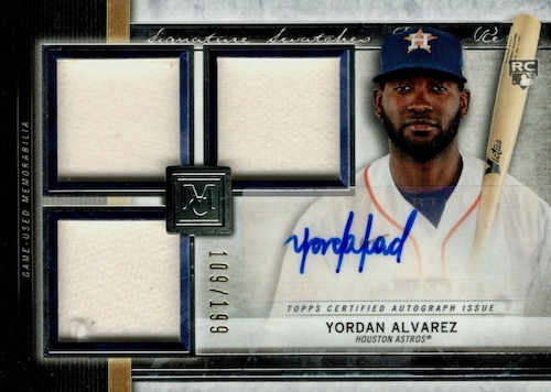 2020 Topps Museum Collection Baseball Cards 14