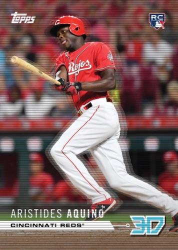 2020 Topps On Demand Set Trading Cards - MLB 3D Baseball Checklist Added 2