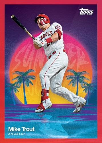 2020 Topps On Demand Set Trading Cards - MLB 3D Baseball Checklist Added 6