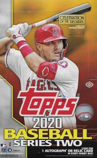 Top Selling Sports Card and Trading Card Hobby Boxes 11