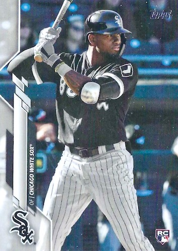 Luis Robert Rookie Cards Guide 11