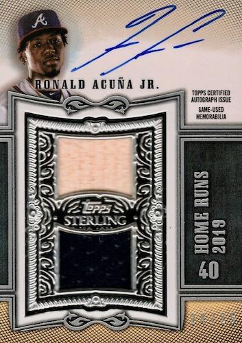 2020 Topps Sterling Baseball Cards 8