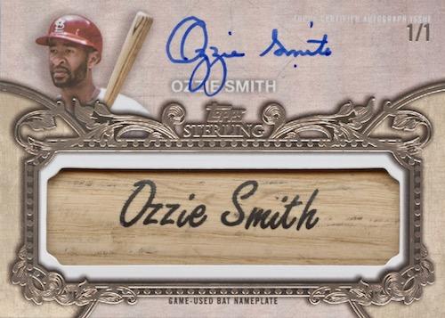 2020 Topps Sterling Baseball Cards 10