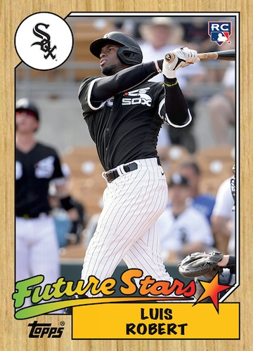 2020 Topps Throwback Thursday Baseball Cards - Set 52 29