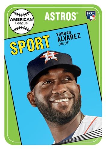 2020 Topps Throwback Thursday Baseball Cards - Set 52 33