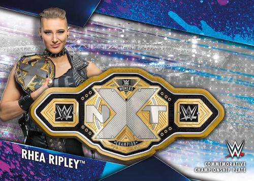 2020 Topps WWE Women's Division Wrestling Cards 6