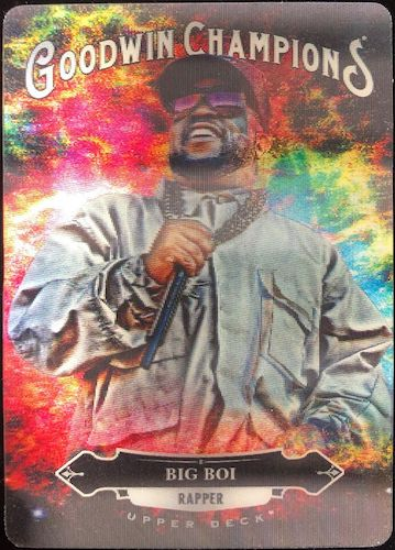2020 Upper Deck Goodwin Champions Trading Cards 15