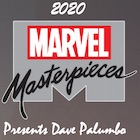 2020 Upper Deck Marvel Masterpieces Trading Cards