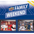 2020 Upper Deck Sibling Sensations Family Weekend Hockey Cards - Checklist Added