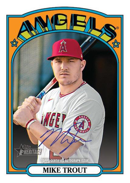 2021 Topps Heritage Baseball Cards 9