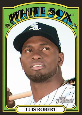 2021 Topps Heritage Baseball Cards 4