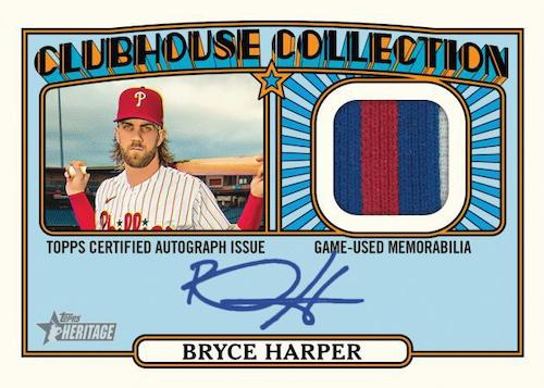 2021 Topps Heritage Baseball Cards - Checklist Added 8