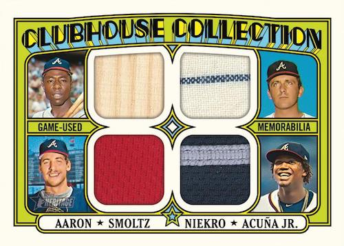 2021 Topps Heritage Baseball Cards 7