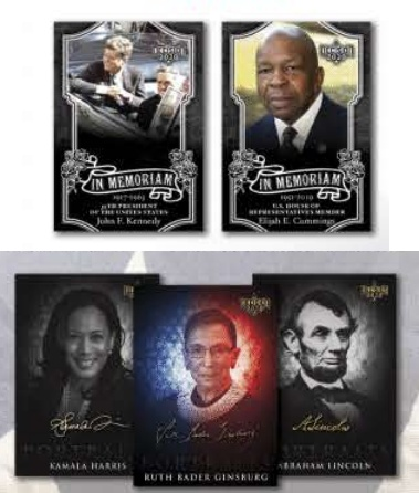 Decision 2020 Political Trading Cards 2
