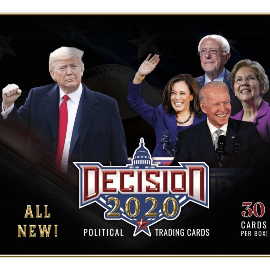 DECISION 2016 SERIES CANDIDATE PORTRAITS JOHN McCAIN CP25 SP