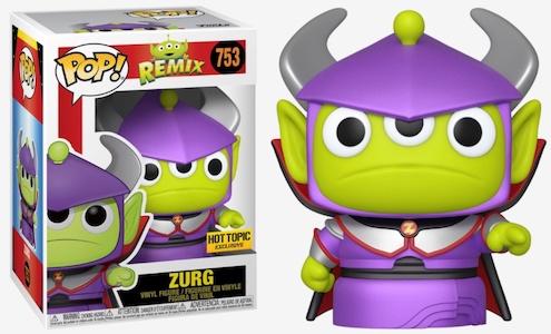 Ultimate Funko Pop Alien Remix Pixar Figures Gallery and Checklist 7