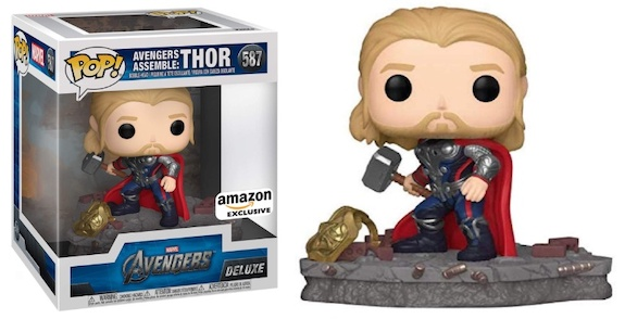Ultimate Funko Pop Thor Figures Checklist and Gallery 22