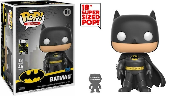 Ultimate Funko Pop Batman Figures Gallery and Checklist 136