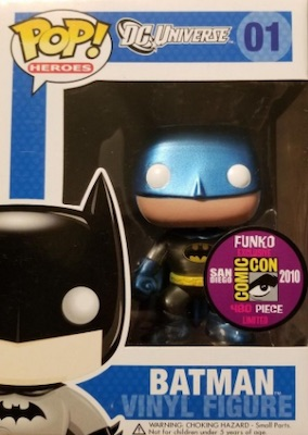 Ultimate Funko Pop Batman Figures Gallery and Checklist 12