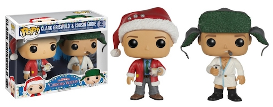 Funko Pop Christmas Vacation Figures 3