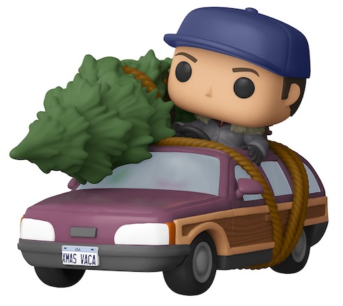 Funko Pop Christmas Vacation Figures 4