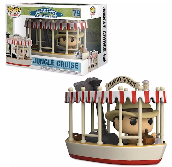 Ultimate Funko Pop Disney Parks Exclusive Figures Checklist and Gallery 68