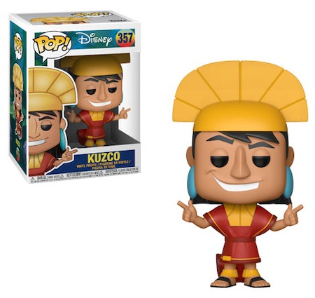 Funko Pop Emperor's New Groove Figures 1