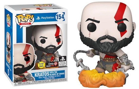 Ultimate Funko Pop God of War Figures Gallery and Checklist 4