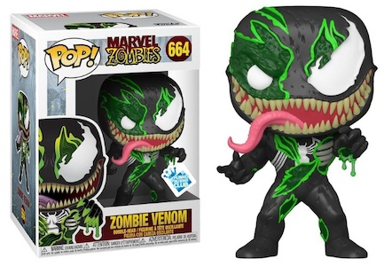 Ultimate Funko Pop Venom Figures Gallery and Checklist 54