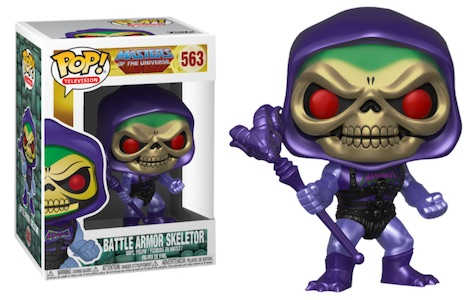 Ultimate Funko Pop Masters of the Universe Figures Checklist and Gallery 16