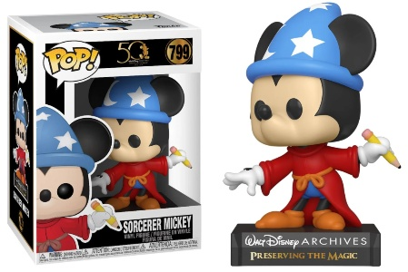 Ultimate Funko Pop Mickey Mouse Figures Checklist and Gallery 45