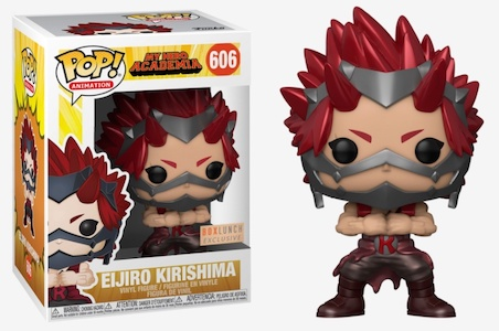 Ultimate Funko Pop My Hero Academia Figures Gallery and Checklist 28
