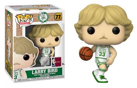 Ultimate Funko Pop Basketball Figures Gallery and Checklist 84