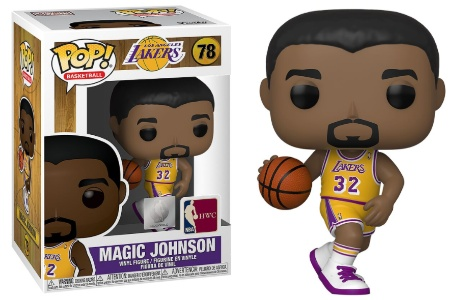 Ultimate Funko Pop Basketball Figures Gallery and Checklist 85