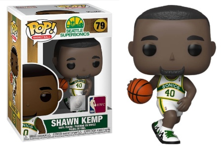 Ultimate Funko Pop Basketball Figures Gallery and Checklist 86