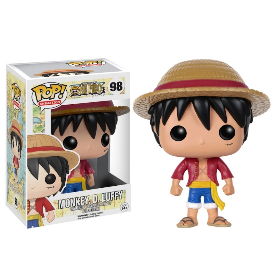 Nico Robin Brand New In Box Funko One Piece S3 Pop Animation