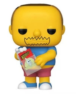 Ultimate Funko Pop Simpsons Figures Gallery and Checklist 25