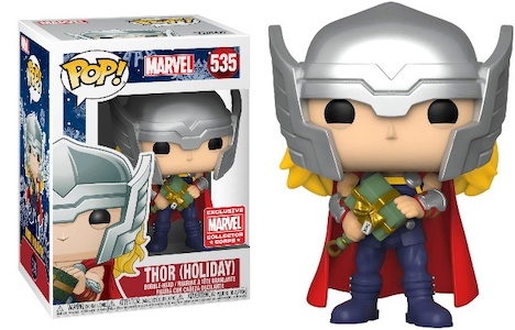 Ultimate Funko Pop Thor Figures Checklist and Gallery 20