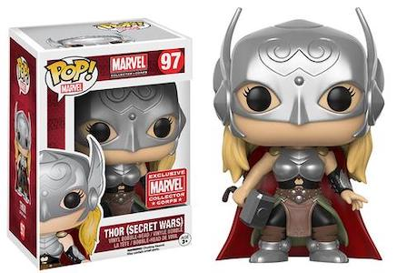 Ultimate Funko Pop Thor Figures Checklist and Gallery 7