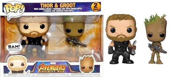 Ultimate Funko Pop Thor Figures Checklist and Gallery 27