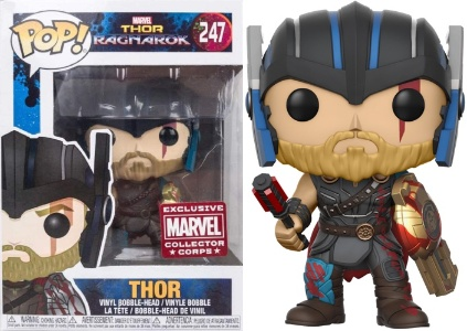 Ultimate Funko Pop Thor Ragnarok Figures Gallery & Checklist 10