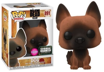 Ultimate Funko Pop Walking Dead Figures Checklist and Gallery 87
